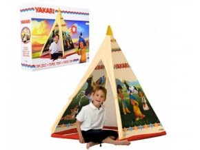 Dětský stan TEEPEE (TÝPÍ) Yakari