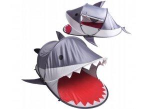 Dětský stan - žralok 2
