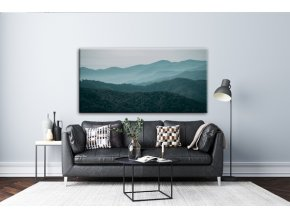 Obraz na plátně hory, vzor 41365