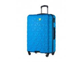 Cestovní Kufr CALIFORNIA - Modrý