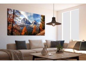 Obraz na plátně hory, vzor 15066