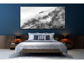Obraz na plátně hory, vzor 41232