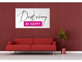 Obraz na plátně happy, vzor 42