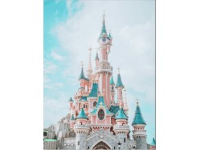 Plakát Disneyland , vzor 61189