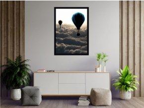 Plakát balóny, vzor 61091
