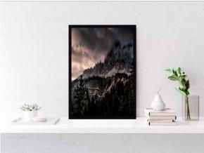 Plakát hory, vzor 61223