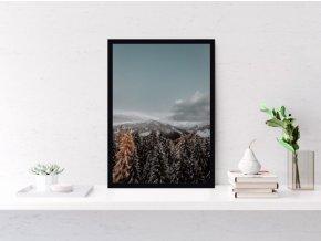 Plakát hory, vzor 61219