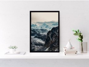 Plakát hory, vzor 61218