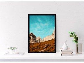 Plakát hory, vzor 61217