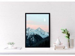 Plakát hory, vzor 61216