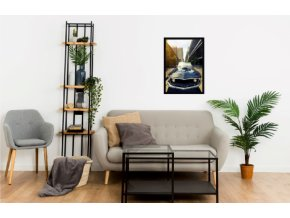 Plakát auto, vzor 610930