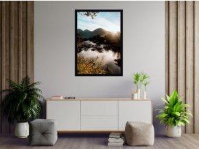 Plakát hory, vzor 61052