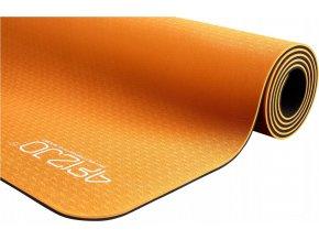Podložka na cvičení - oranžový