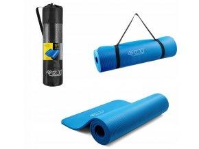 Podložka na cvičení - modrá 1,5 cm