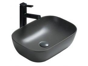 Keramické umyvadlo DIVIO MEXEN RITA černá