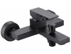 Sprchová nástěnná baterie DIVIO MEXEN UNO černá