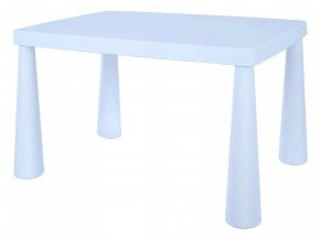 Dětský stoleček BABY blankytný