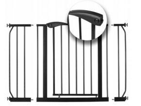 Bezpečnostní zábrana bezpečnostní bariéra 75-115 cm, výška 78 cm, 7407