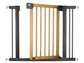 Bezpečnostní zábrana bezpečnostní bariéra 76-104 cm, výška 77 cm, 7405