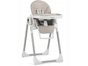 Jídelní židlička šedé, vzor 7196