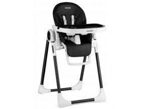 Jídelní židlička černé, vzor 7190