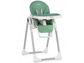 Jídelní židlička zelené, vzor 7194-7059