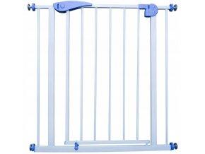 Bezpečnostní zábrana bezpečnostní bariéra 75-88 cm, výška 76 cm