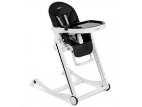 Jídelní židlička černé, vzor 7180