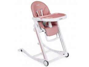 Jídelní židlička růžové, vzor 7181