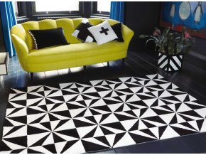 Koberec Asiatic Contemporary Design - ARLO AR01 Mosaic Mono