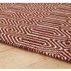 Koberec Asiatic Natural Weaves - SLOAN Marsala