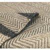 Koberec Asiatic Natural Weaves - FIELDS Ebony