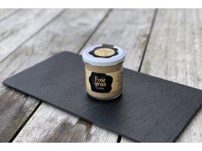 Foie gras paštika 165ml