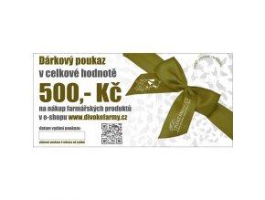 darkovy poukaz Farmy 500 900x900