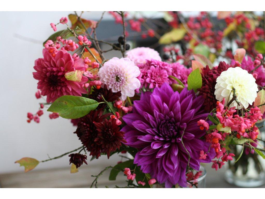 Květinové předplatné
