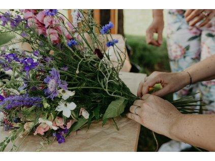Kurz letní kytice (7.7.2021)