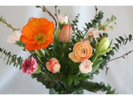 Lokální kytice týdne