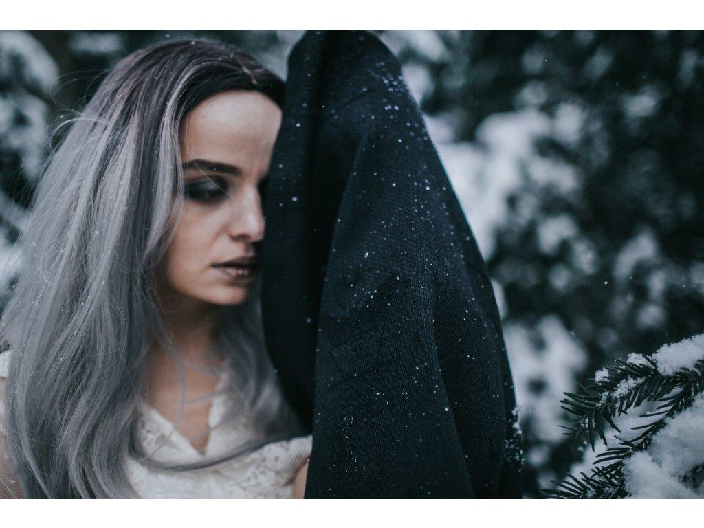 Šátek Wild Slings Les ténèbres – Noir