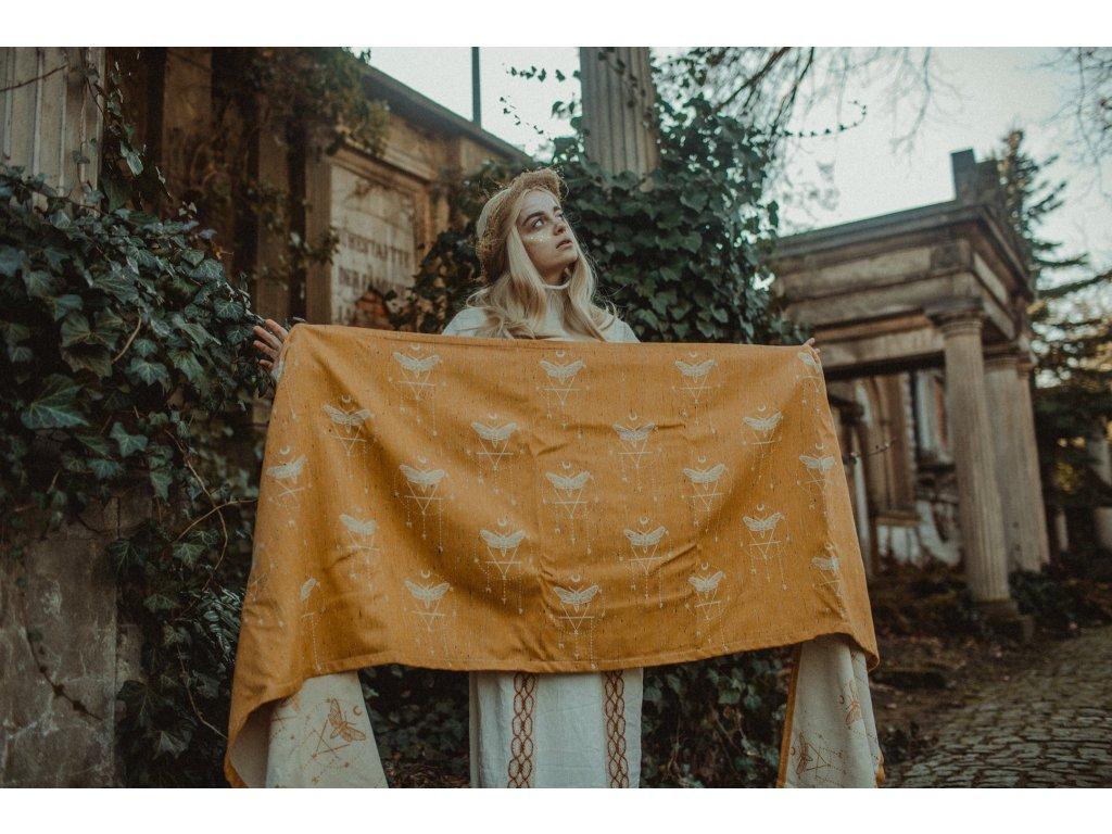 Šátek Wild Slings Les Ténèbres - La Résine