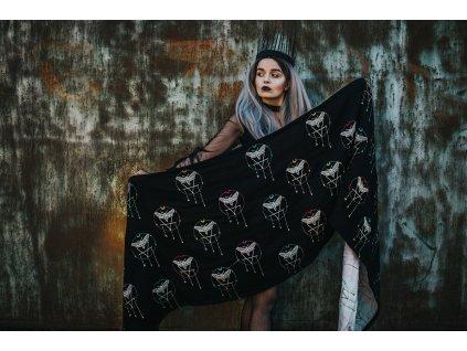Šátek Wild Slings Les ténèbres –le kaléidoscope