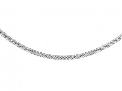 Ocelový řetízek dutinka 50/0,35 cm