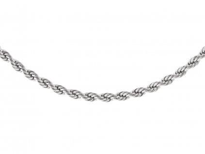 Ocelový řetízek Valis 60/0,4 cm
