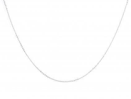 Ocelový řetízek Ankor 50/0,2 cm