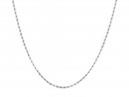 Ocelový řetízek Valis 55/0,5 cm