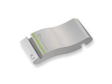 Centrovací klíč B-VELVET (Shimano 4.3/4.4)/stříbrný