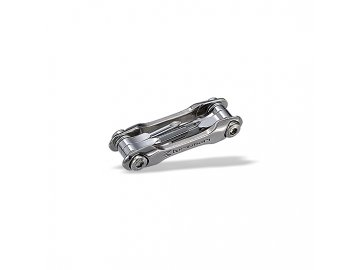 Multiklíč Feexman Stainless Mini Toll (5 funkce)/stříbrný