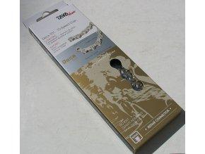Řetěz Taya DECA-101 Silver/Silver