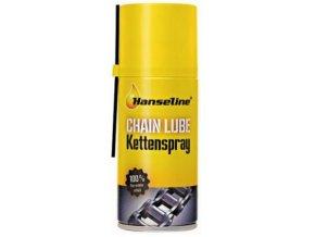 Aerosolové mazivo na řetězy Chain Lube Kettenspray 150ml