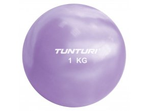 TUNTURI YOGA FITNESS BALL 1KG