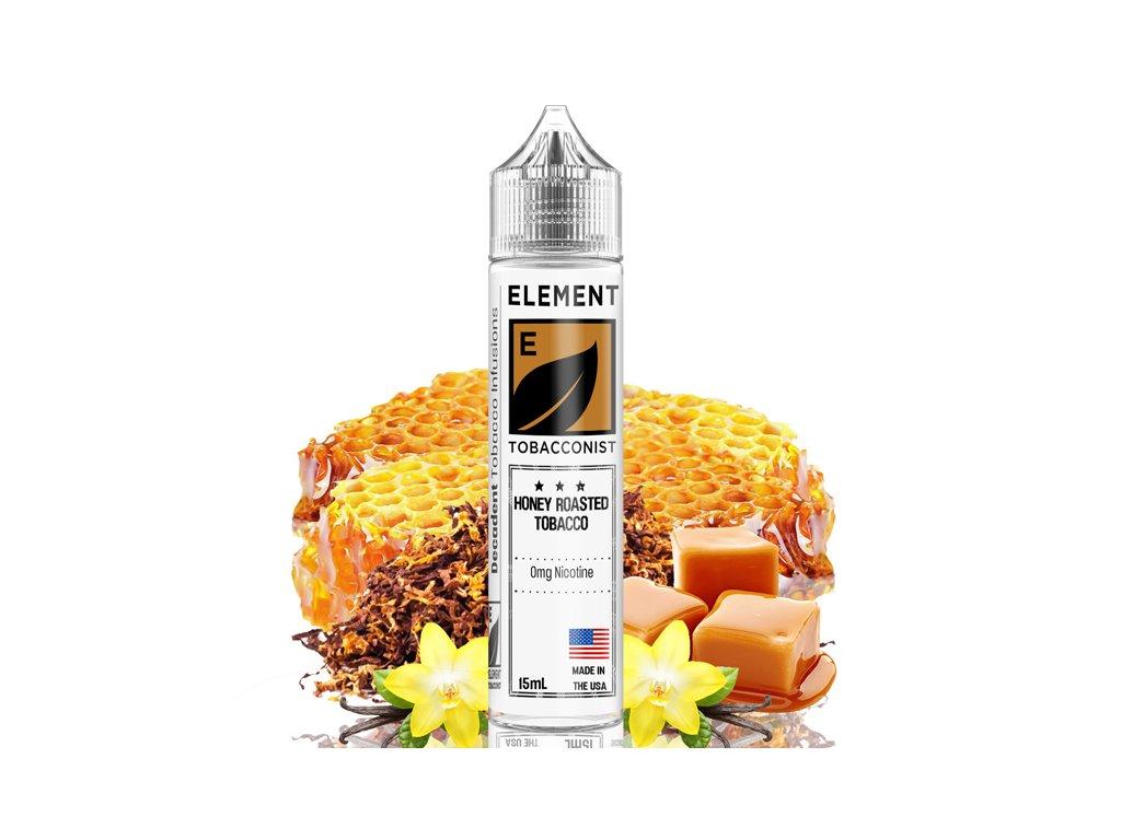 Příchuť Element Shake and Vape Honey Roasted Tobacco 15ml
